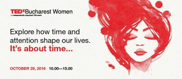TEDxBucharestWomen | It's About Time