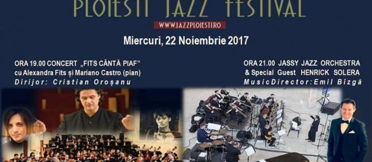 Ploiești Jazz Festival 2017 - ziua 1 - 22 noiembrie 2017