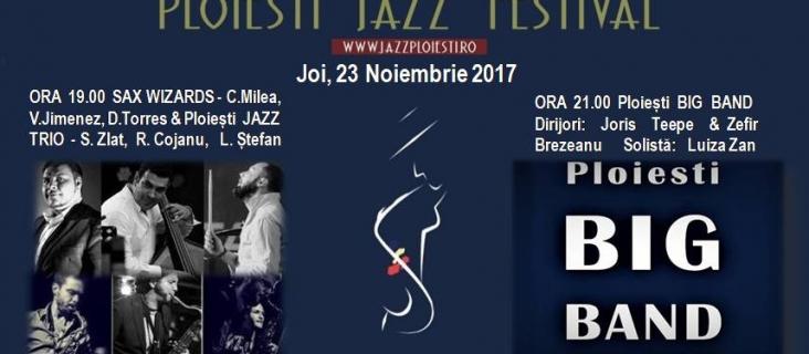 Ploiești Jazz Festival 2017 - ziua 2 - 23 noiembrie 2017
