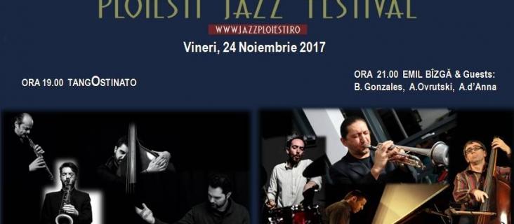 Ploiești Jazz Festival 2017 - ziua 3 - 24 noiembrie 2017