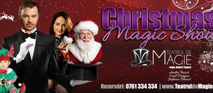 Christmas Magic Show