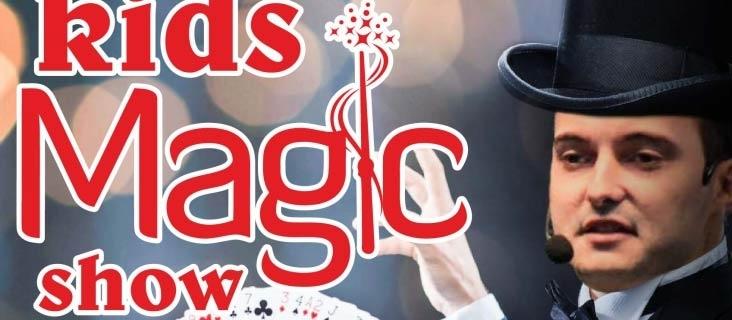 Kids Magic Show&Workshop