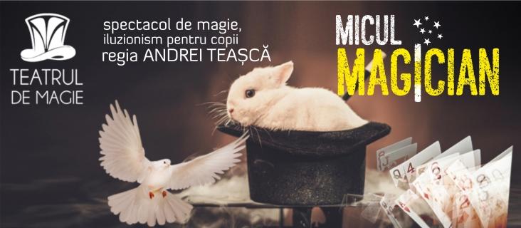 Micul Magician – la Terasă