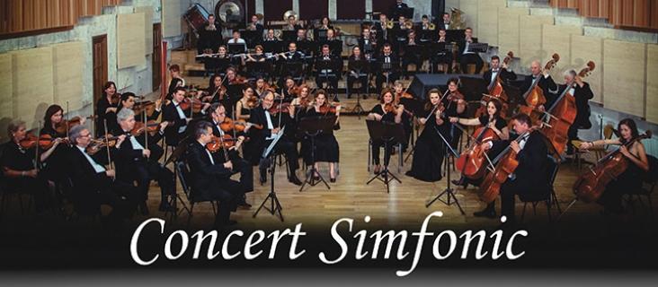 Concert simfonic - 22 martie 2018