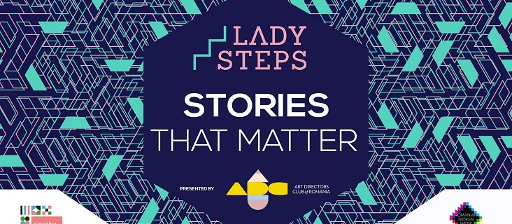 Lady Steps - Stories that matter
