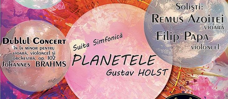 Concert Simfonic Extraordinar - Planetele - Închiderea Stagiunii 65 - 28 iunie 2018