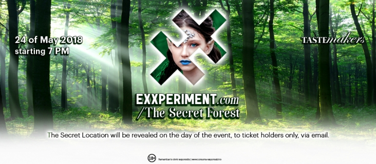 EXXPERIMENT.com / The Secret Forest
