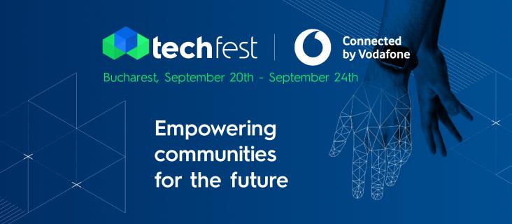 TechFest Bucuresti