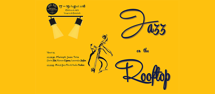 Jazz on the Rooftop - 18 august 2018