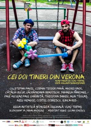 Cei doi tineri din Verona