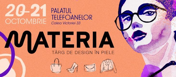 MATERIA - Târg de Design în Piele