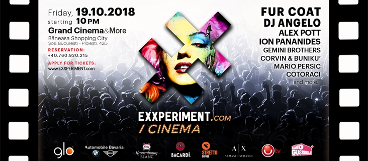 EXXPERIMENT.com / Cinema