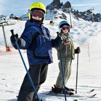 Lectii Snowboard - Sinaia 04 Ianuarie
