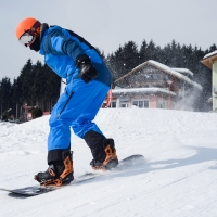 Lectii Ski Sinaia 05 Ianuarie