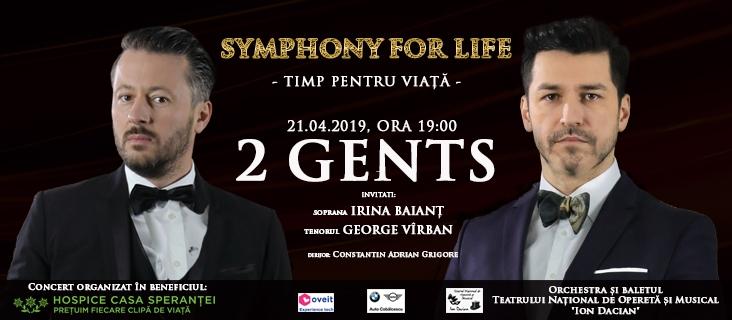 Symphony for Life - Timp pentru Viață