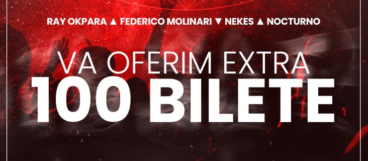 Be Privilege w. Ray Okpara / Federico Molinari / Nekes / Nocturno