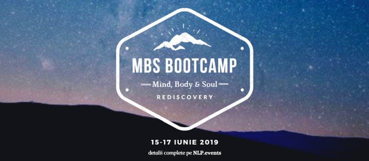 Mind, Body & Soul ReDiscovery Bootcamp - NLP.Events