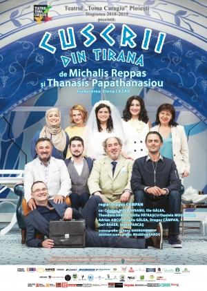 Cuscrii din Tirana