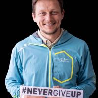 Aleargă TU pentru EI alături de Robert Hajnal