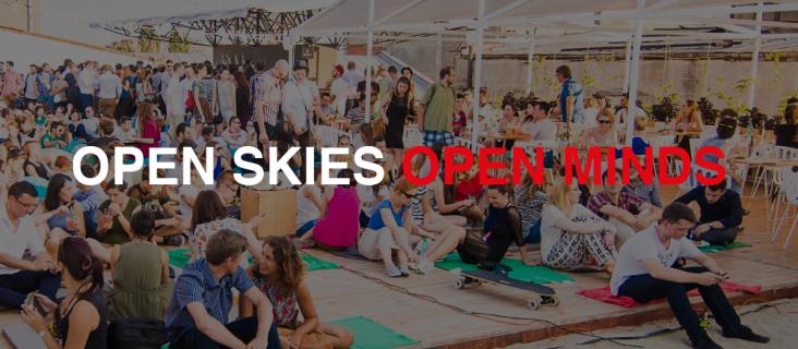 TEDxBucharest Salon | Open Skies, Open minds