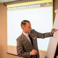 Comunicare și Etichetă în Afaceri: Brand Personal Magnetic - Modulele 1 și 2