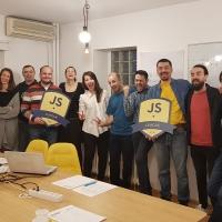 JSLeague - ES6 Fundamentals