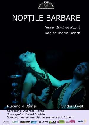 NOPTILE BARBARE (dupa 1001 de Nopti)