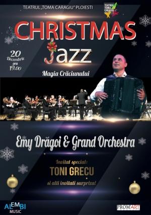 Christmas Jazz - Magia Craciunului Concert Emy Dragoi&Grand Orchestra