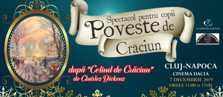 POVESTE DE CRĂCIUN Cluj-Napoca ora 17:00