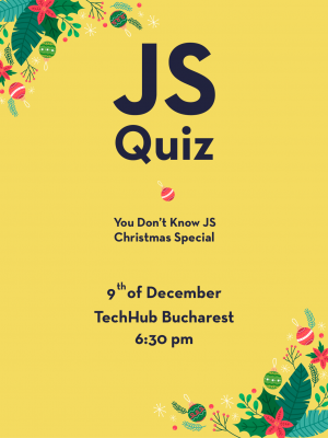 JSQuiz - You Don't Know JS (Christmas Special)