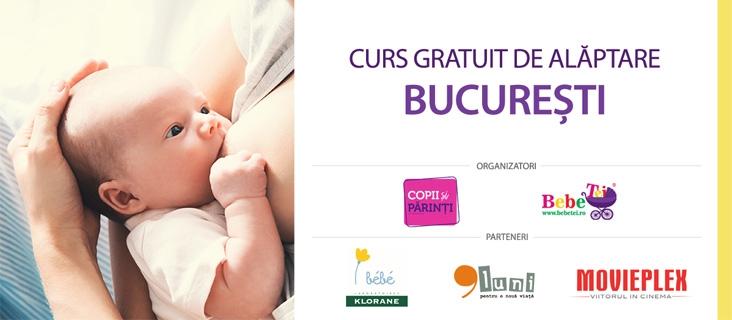 CURS GRATUIT DE ALĂPTARE BUCUREȘTI - 10 Mar.