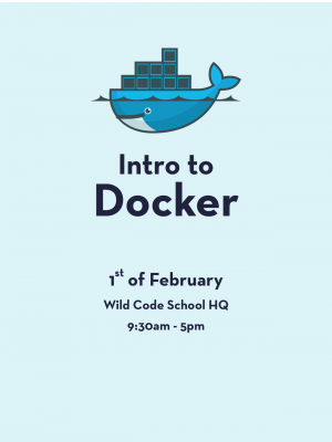 JSLeague - Intro to Docker Workshop