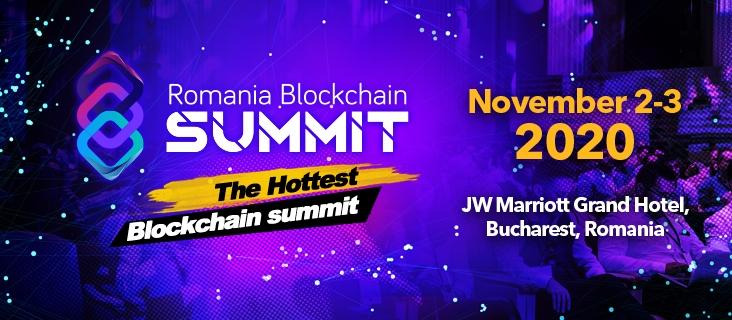 ROMANIA BLOCKCHAIN SUMMIT 2020