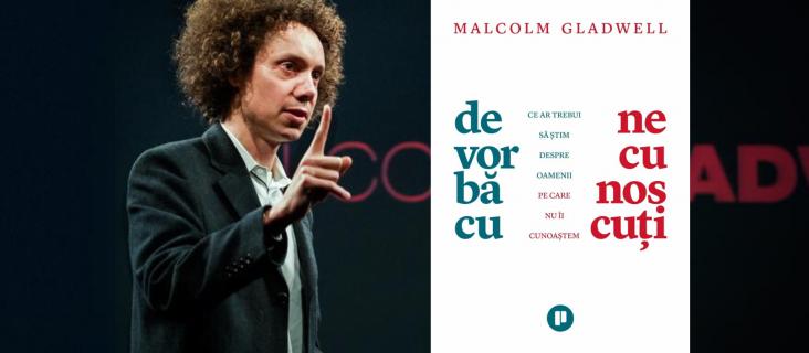 Citim Malcolm Gladwell la clubul de lectură Vocea Cititorului