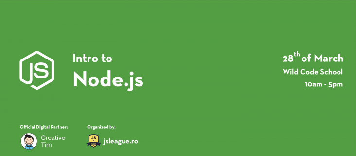 JSLeague - Intro to Node.js Workshop