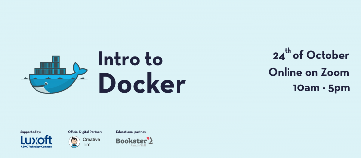 JSLeague - Intro to Docker Online Workshop
