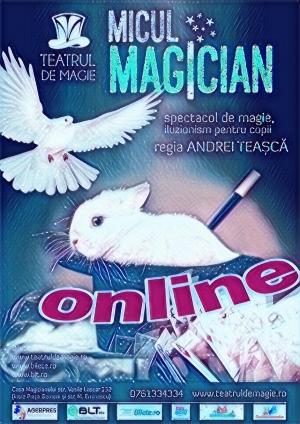 Micul Magician 2 - Online (permanent)