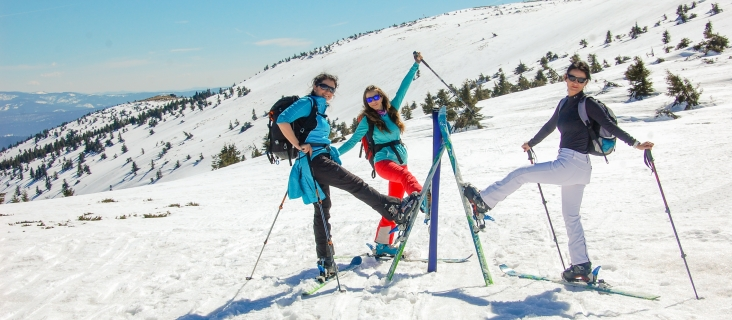 Skitouring & Rachete de zapada_Vladeasa_17.ian.2021