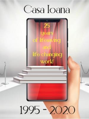 Casa Ioana's 25th Anniversary virtual Gala