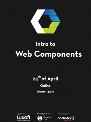 JSLeague - Intro to Web Components Online Workshop