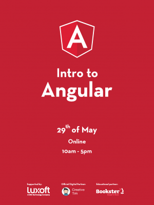 JSLeague - Intro to Angular Online Workshop