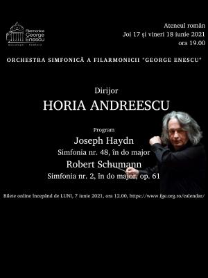 Concert simfonic cu public