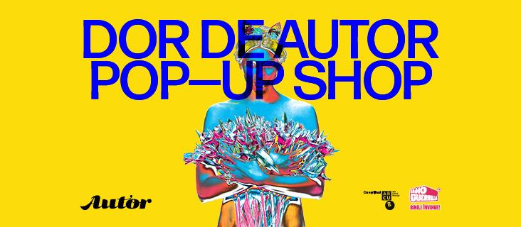 DOR de AUTOR Pop-Up Shop de bijuterie